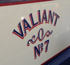 Valiant No7