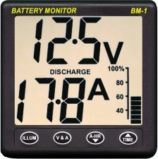 Battery Monitor for your batteries