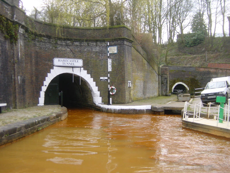 Harecastle Tunnel